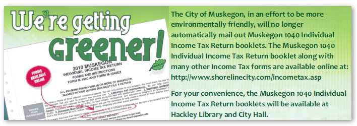 muskegon income tax and tax forms | city of muskegon