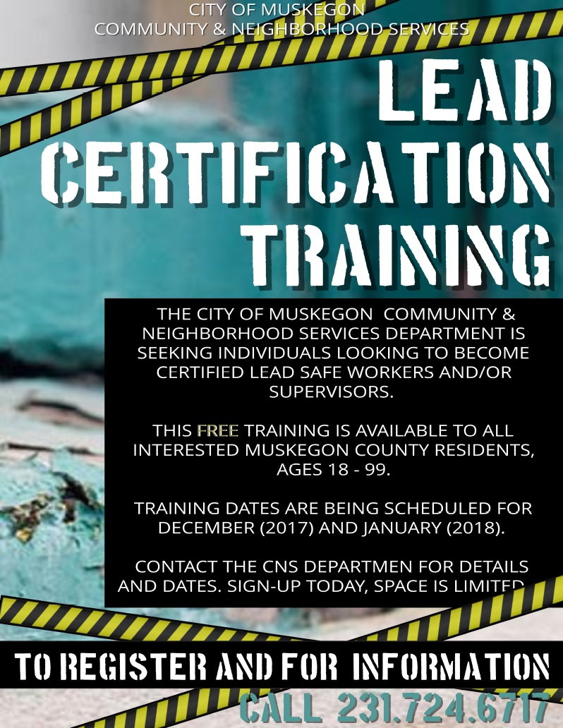 Lead Certification Training
