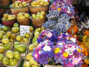 Shop the Market for fresh produce