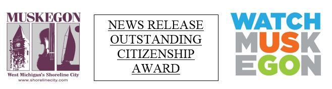 News Release Outstanding Citizenship Award