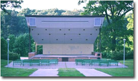 mcgraft park amphitheater